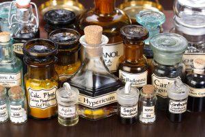 Homöopathische Apotheke